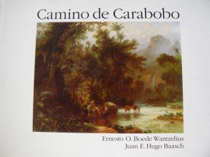 Camino de Carabobo, reliquia arqueológica del Parque Nacional San Esteban