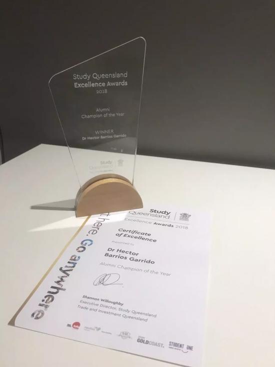 Premio Excelencia Australia