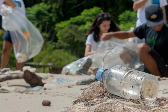 Limpieza de playas en San Francisquito
