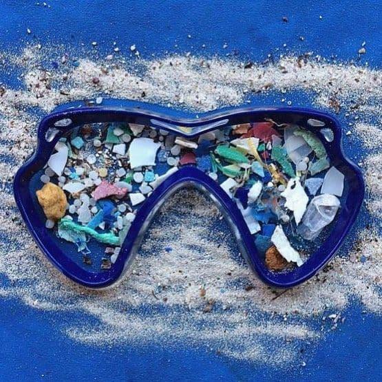 El plástico amenaza a la fauna marina