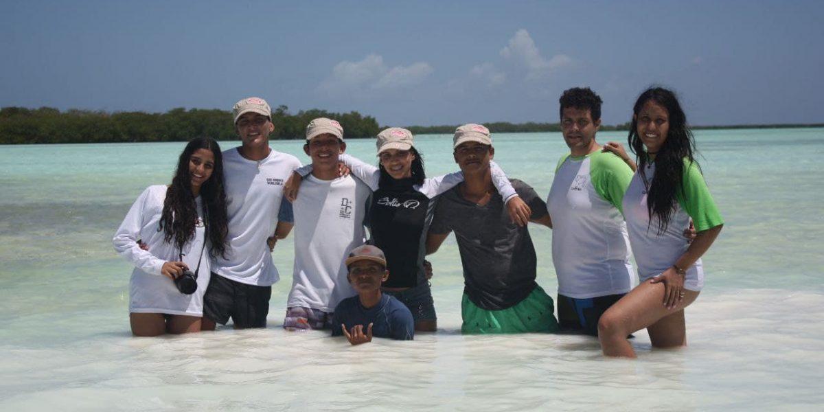 Team ConBiVe Los Roques